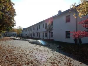 Kindergarten Verputzen WDVS Malern 3